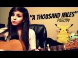 LUNITY - A THOUSAND MILES - Vanessa Carlton  League of Legends Parody