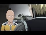 Ванпанчмен / One-Punch Man - 2 серия русская озвучка Happy_Man