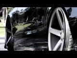 Audi S5 Bagged on 20 Vossen VVS CV3 Concave Wheels