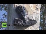 Польша: Памятник героя Советского Союза генерала Черняховского демонтированы.