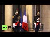 Франция: Талис поезд
