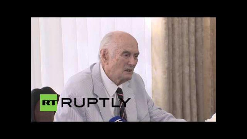 Россия: Дмитрий Романов принц откатывается стопам предков в Крыму.