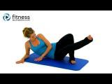 5-минутная Тренировка Для Внутренней Поверхности Бедер - Тренировка Для Стройных и Подтянутых Бедер. 5 Minute Inner Thigh Workout for Lean Toned Thighs
