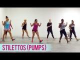 Crime Mob - Stilettos (Pumps) ft. Miss Aisha (Dance Fitness with Jessica)