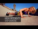 High Intensity Step Exercise