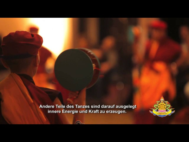 The Gyalwang Drukpa -- Clip No 5/10 -- Choed Dance