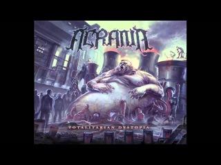 Acrania - Totalitarian Dystopia 2014 [FULL ALBUM]