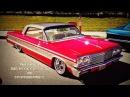 1964 Impala Bloody Mary II Old School Low Rider Edelbrock Show