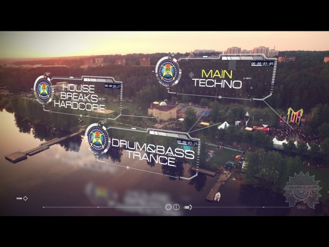 Official aftermovie @ MEHANIKA 3D Global open-air festival 30.05.2015