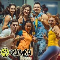 Логотип ZUMBA fitness В Волгограде