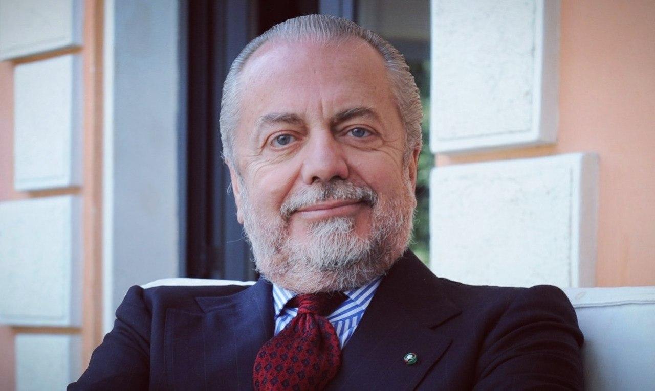 Де Лаурентис: Лавесси и Балотелли в Наполи не будет, мы укомплектованы в атаке