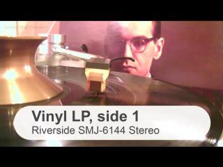 Bill Evans Trio - Portrait In Jazz (1959) SMJ-6144 Vinyl LP Record - Side 1