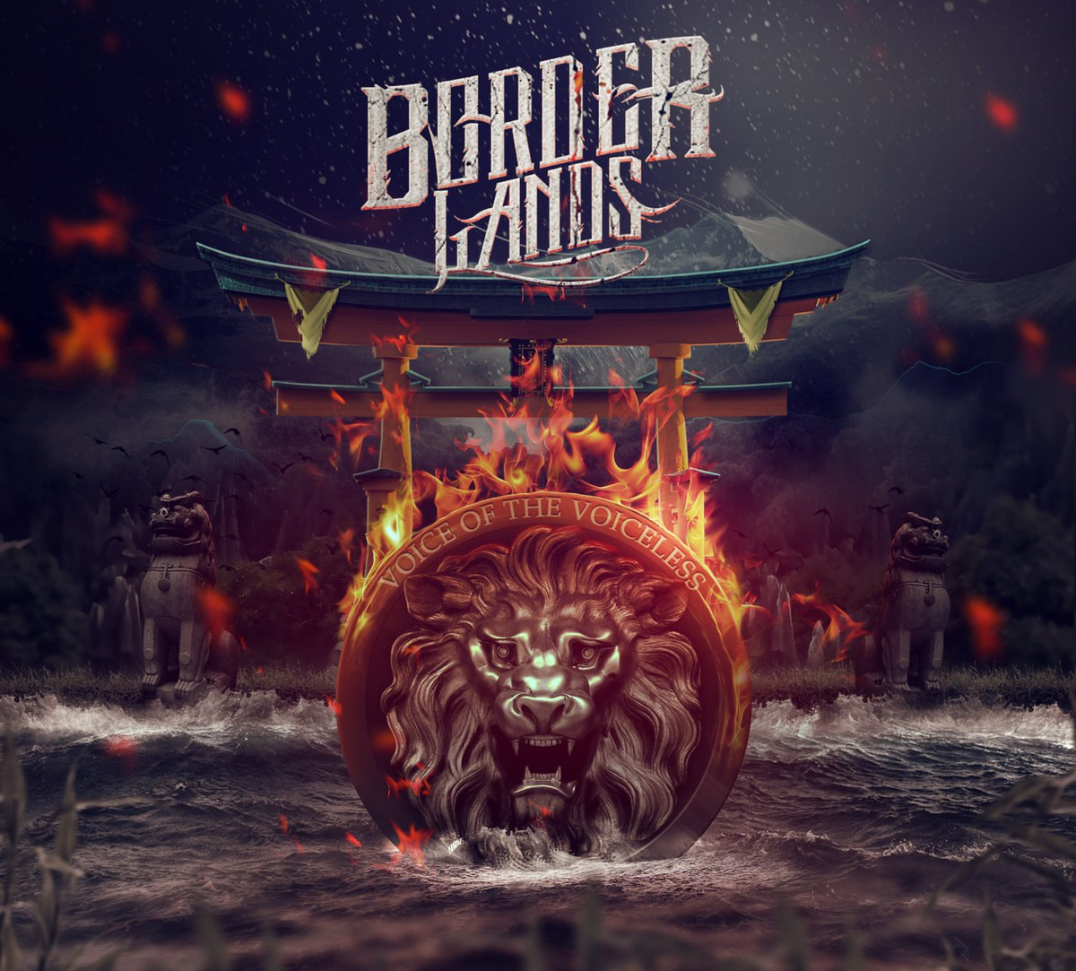 Borderlands - The Curse [single] (2015)