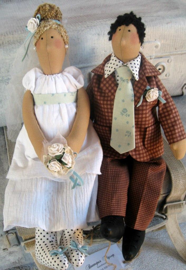 свадебные тильды