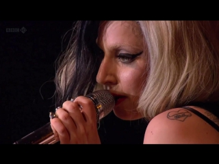 Lady Gaga - Orange Colored Sky (Live @ BBC Radio1's Big Weekend)