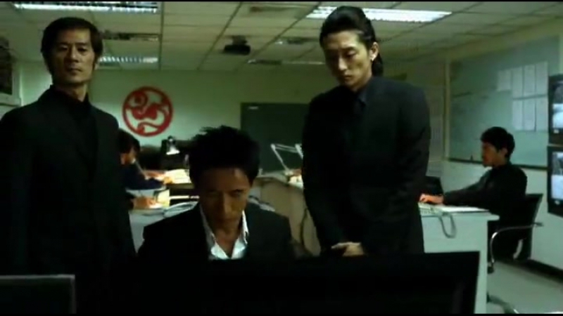 Китаец - Der Chinese (2011) ,экранизация Хеннинга Манкеля.. 2 серия