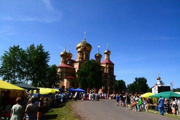 В поселке Алексеевское пройдет фестиваль колокольного звона