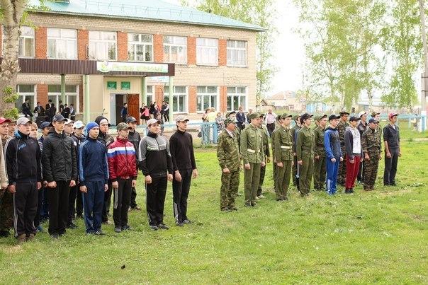 В Чистополе прошли военно-полевые сборы школьников