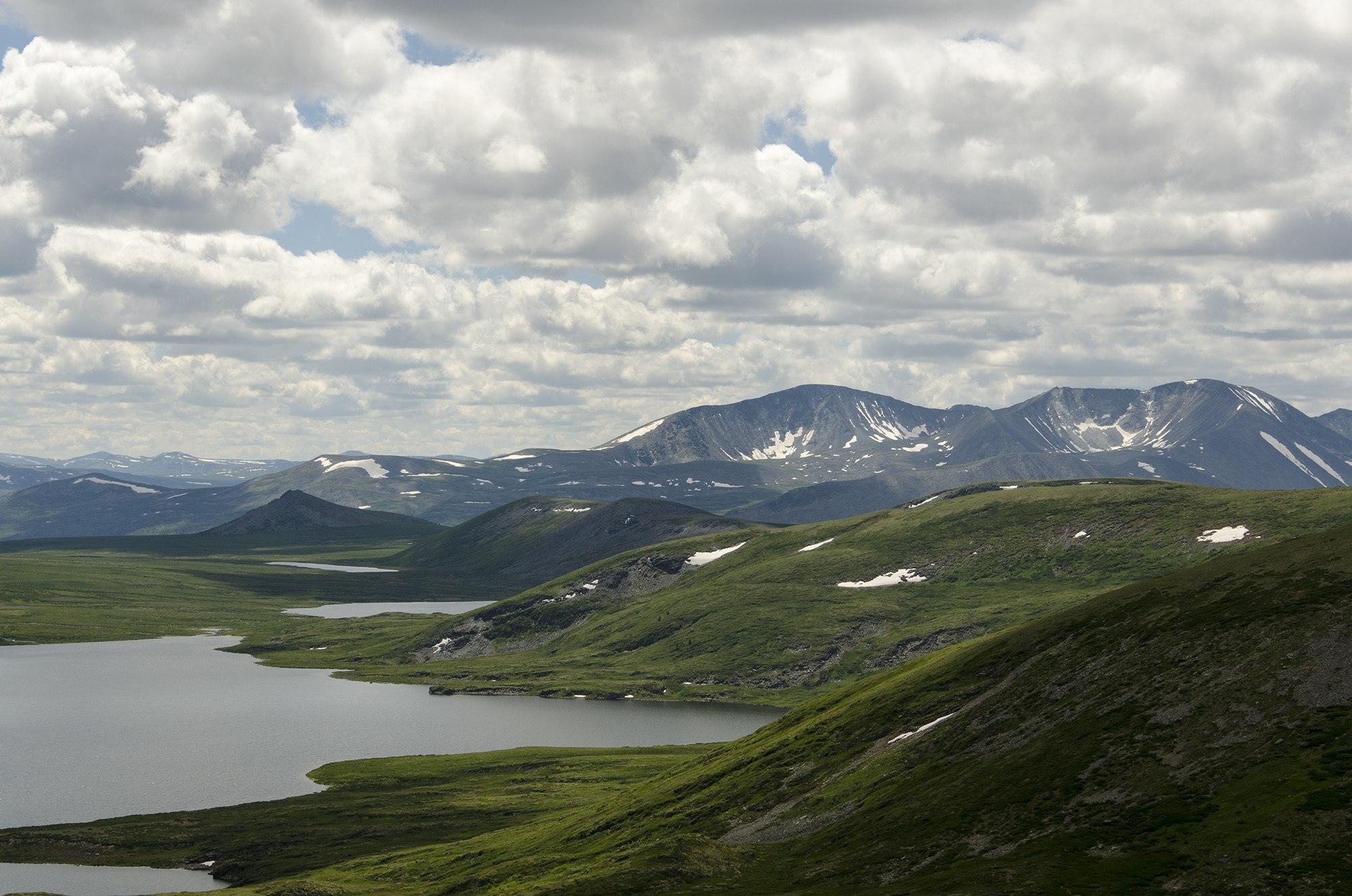 Долина озера Улуг-Холь. Автор: Данил Барашков