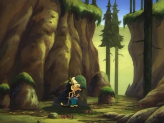 Страна Троллей 11 серия из 26 / Troll Tales Episode 11 (2003) ЛожнаяТревога