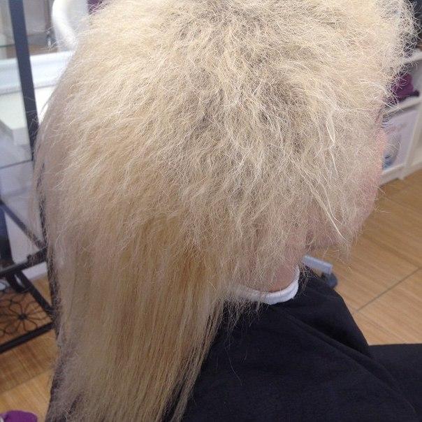 Отваливаются волосы