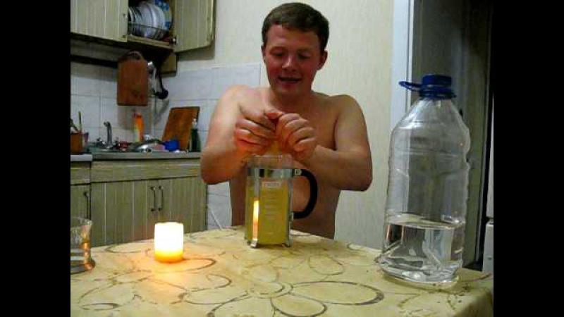 Как правильно сделать водку из спирта в домашних условиях