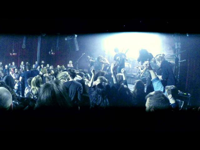 СатанаКозёл - Вьюга (Live in Petrozavodsk 06.11.15)