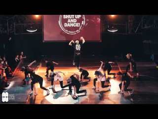 Rihanna - Man Down choreography by Artem Spitfire - Shut Up And Dance 2015