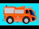 Обзоры мобильных игр - мультик про пожарную машину