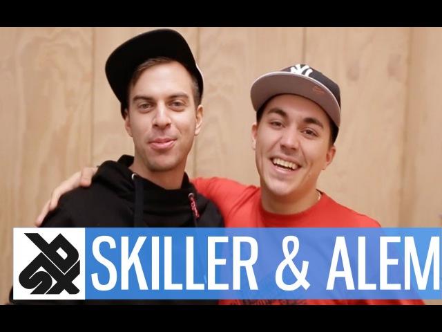SKILLER ALEM | The Faster Going Way
