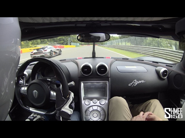 Koenigsegg Agera X - Onboard Hot Laps at Spa