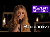 Sabrina Carpenter  Radioactive Imagine Dragons Cover  Disney Playlist Sessions