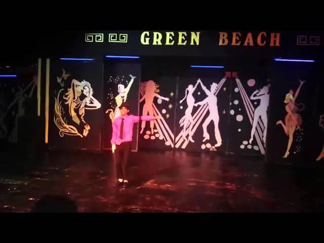 Xboy MİX UP DANCE 2015 Green Beach Resort