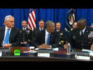 НОВОСТИ УКРАИНЫ СЕГОДНЯ 24.09.2014 Обама знал, что ООН не одобрит операцию в Сирии. НОВОСТИ СЕГОДНЯ