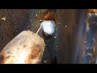 Как варить вертикальный шов полуавтоматом