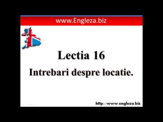 engleza pentru incepatori lectia 09 1