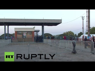 Хорватия: Забор Венгрии создании «ошибку» - Хорватский Министр Внутренних Дел.