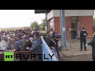 Хорватия: Министр Внутренних Дел призывает беженцев остановить на Греко-Турецкой границе.