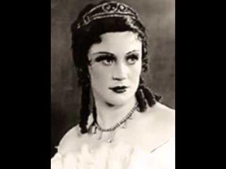 Татьяна Лаврова ариозо Марфы из оперы