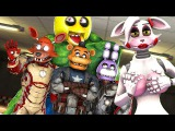 [SFM FNAF] Avengers Animatronics! (Five Nights at Freddys)
