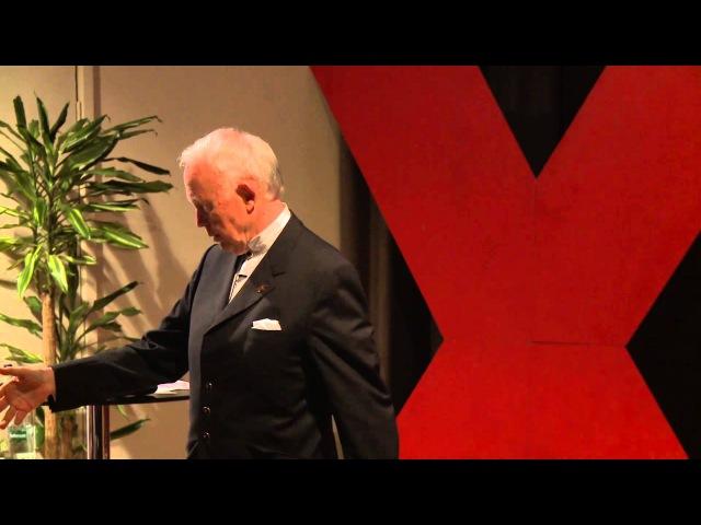 Тони Бьюзен. Сила интеллект-карт (включайте СУБТИТРЫ) TEDxSquareMile