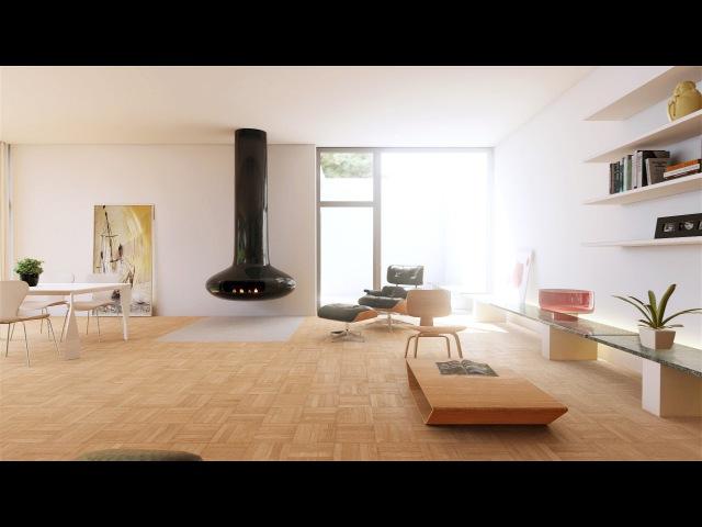 UE4Arch.com - Modern Country House