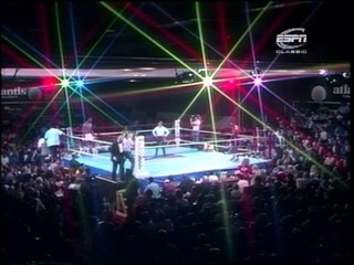 1985 10 25 Mike Tyson vs Robert Colay