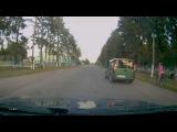 ДТП чуть не создал пьяный водитель Fiat Doblo ВХ8626АО
