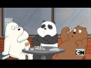 We Bare Bears - Panda's Cute Sneeze (Clip) HD With Subs