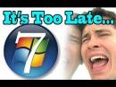 Too Late Windows 7 OneRepublic feat Timbaland Apologize Parody