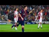 Барселона - Аякс 3:1.Лига Чемпионов 2014-2015,Обзор голов