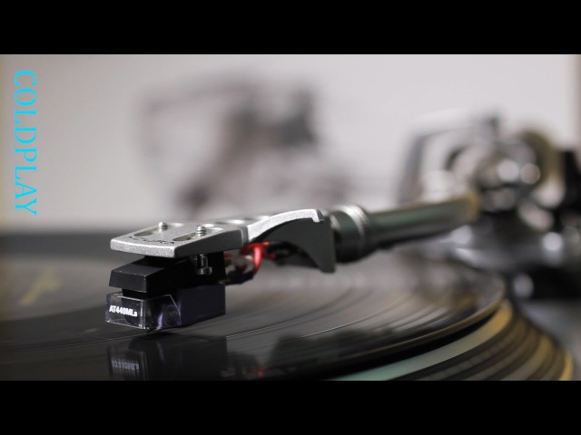 COLDPLAY The Scientist vinyl