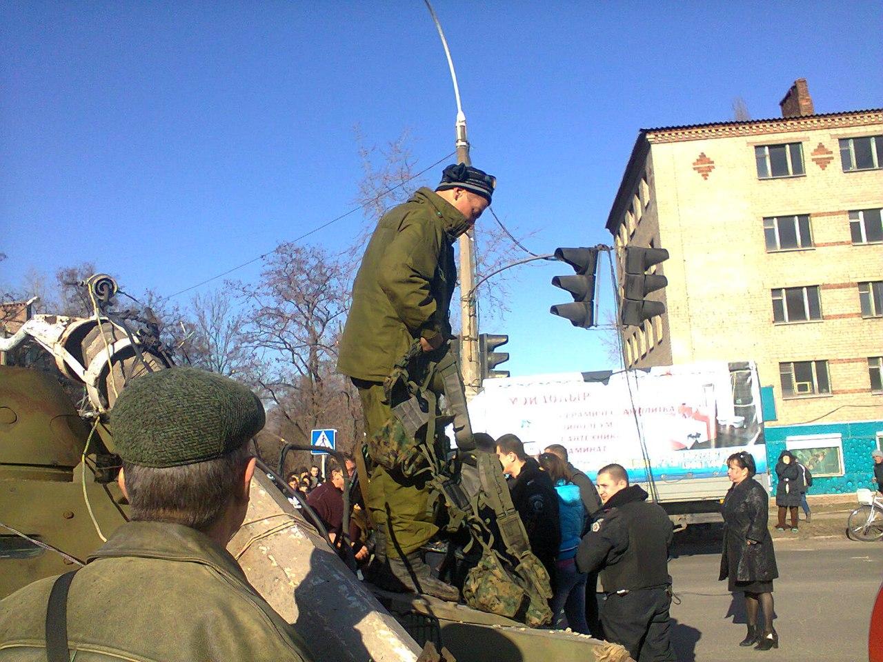 Фото и лица солдат ВСУ которые совершили преступление в Константиновке