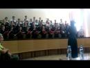 Stabat Mater - Gioachino Rossini I ч. академический хор ХГАК дир. Анна Телятникова